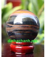 Đá phong thủy thạch anh mắt hổ MH6.3