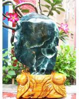 Khối đá mã não xanh XM28