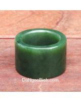 Nhẫn ngọc bích size19.2 DNBN40