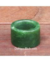 Nhẫn ngọc bích size18.5 DNBN38