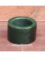 Nhẫn ngọc bích size19 DNBN045