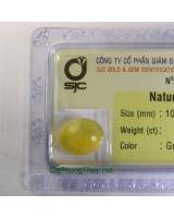 Viên đá opal vàng OPAL4.63