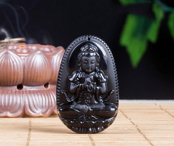 Phật Bản Mệnh Như Lai Đại Nhật Núi Lửa Obsidian