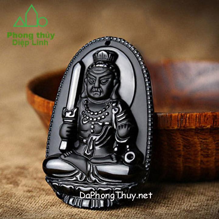 Phật Bản Mệnh Bất Động Minh Vương Núi Lửa Obsidian