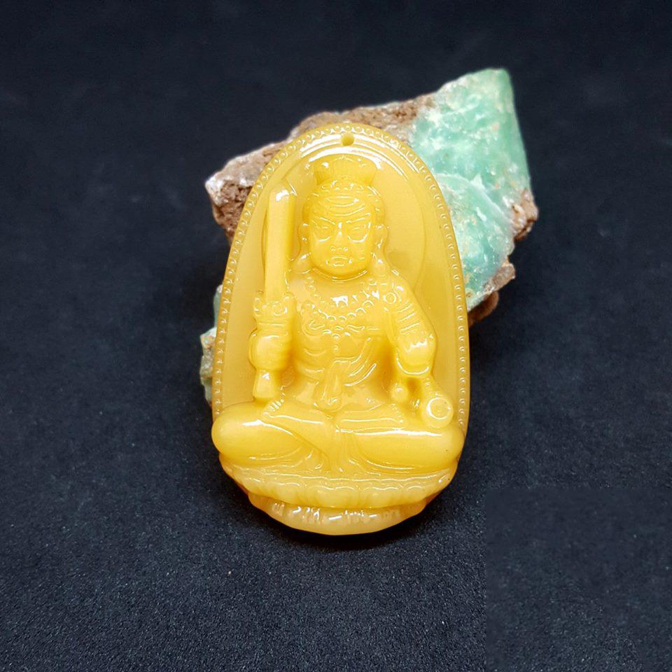 Phật Bản Mệnh Bất Động Minh Vương Ngọc Hoàng Long
