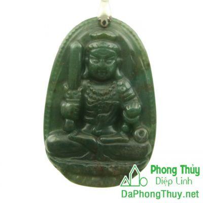 Phật Bản Mệnh Bất Động Minh Vương đá mã não tự nhiên