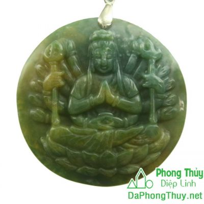 Phật Bản Mệnh tuôi Tý Thiên Thủ Thiên nhãn