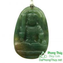 Phật Bản Mệnh Bất Động Minh Vương đá mã não tự nhiên 5