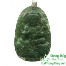 Phật Bản Mệnh Phổ Hiền bồ tát đá mã não tự nhiên 14