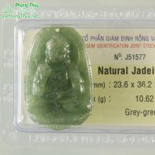 Phật Bản Mệnh A Di Đà phong thuỷ ngọc phỉ thuỷ BM10.62