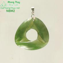 Ngọc bích con đường may mắn NBM2