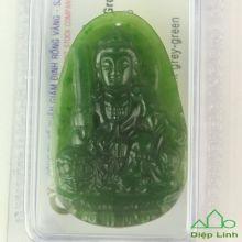 Phật bản mệnh ngọc bích văn thù bồ tát tuổi mão J47589