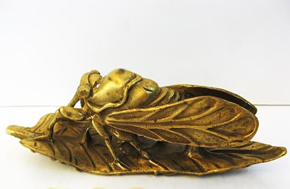 Ngọc Thiền bằng đồng